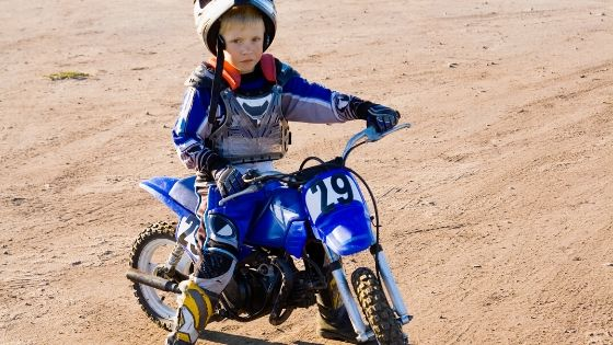safety tips for kids dirt bike riding