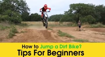 How to Jump a Dirt Bike Tips For Beginners
