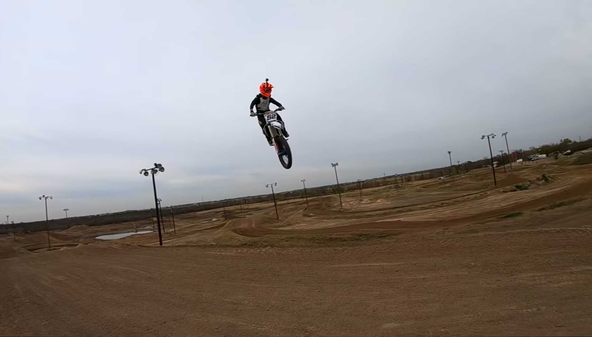 How To Whip a Dirt Bike